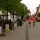 8:57 Uhr Die 3. Verpflegung in Oerlinghausen wird gerade aufgebaut