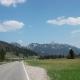 Blick auf den Wendelstein bei Bayrischzell