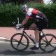 Ironman-Radrunde Frankfurt, Fank Z. - mein erfahrener Begleiter