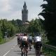 Ironman-Radrunde Frankfurt, Burg Friedberg