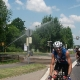 Ironman-Radrunde Frankfurt