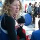 Kirsten Heckmann, die spätere Siegerin
