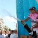 Claudia Häusler beim Giro 2009 (Foto: CJ Ferquharson)