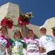 Das Podium beim Giro 2009 (Foto: CJ Ferquharson)
