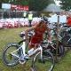Chrissie Wellington auf dem Weg zum Weltrekord