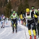 Die Spitzengruppe nach 18km
