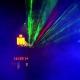 Finishline-Party - 23:00 Uhr, Zielschluss, Lasershow (ohne Musik...)