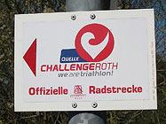 Radstrecke Roth (16 Fotos)