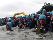 Ironman Regensburg: Swim, 1:20:49 (37 Fotos)